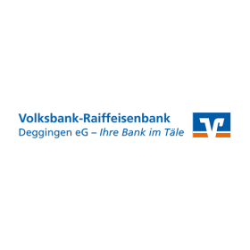Logo der Volksbank Deggingen Ihrer Bank im Täle