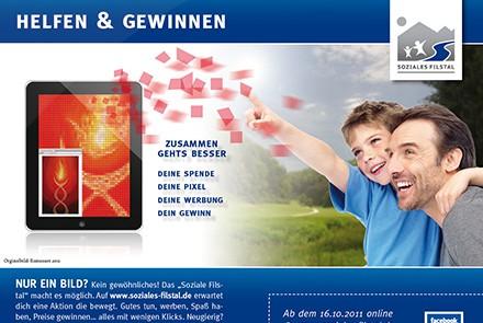 Soziales Filstal CD, Anzeigen, Logo thumbnail