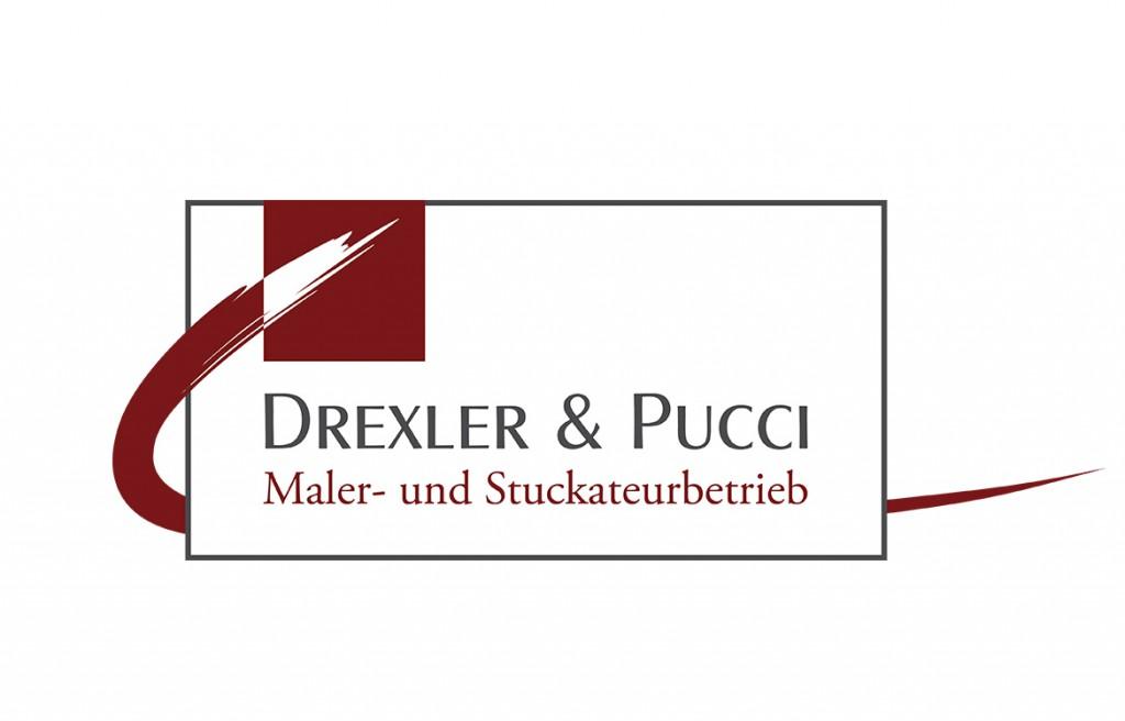 Logo Drexler und Pucci Malerduo aus Geislingen