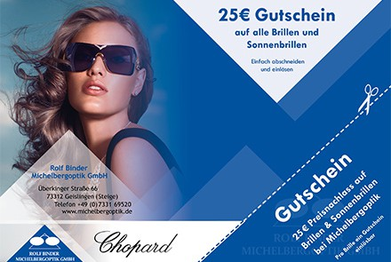 Michelbergoptik Geislingen Printanzeigen thumbnail