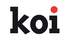 Logo des Kunden Koi