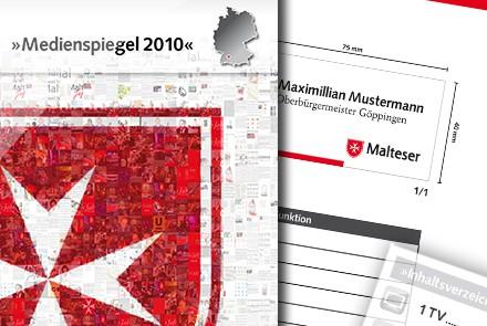 malteser hilfsdienst Printmedien 2010/2011 thumbnail