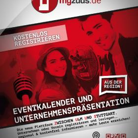 printwerbung zur Plattform myzuus.de